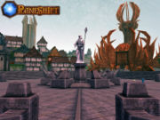 Planeshift, a notable free software MMORPG.