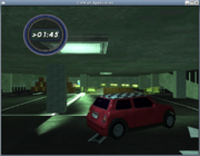 Coche Garaje, a small celstart racing game.